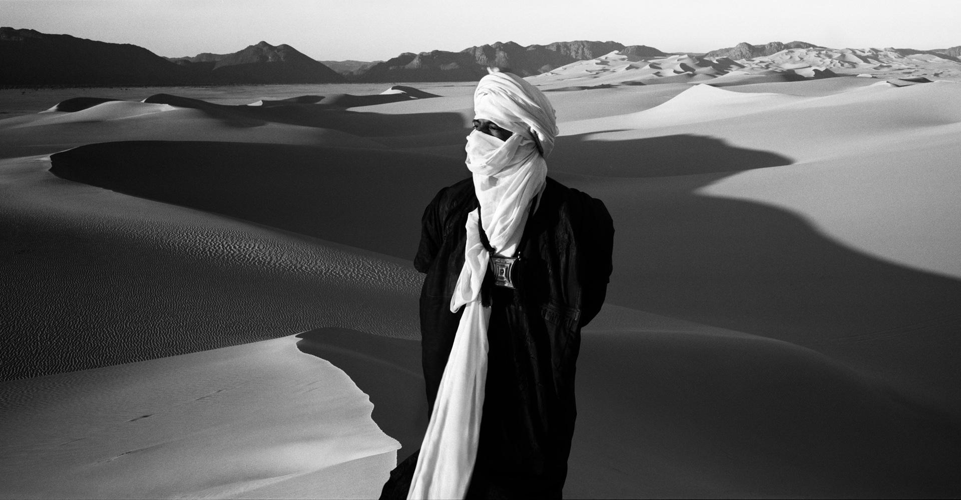 Tureg in Sahara Desert, Niger