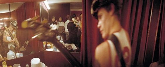 Photo by Karen Kuehn for Who Shot Rock & Roll exhibit