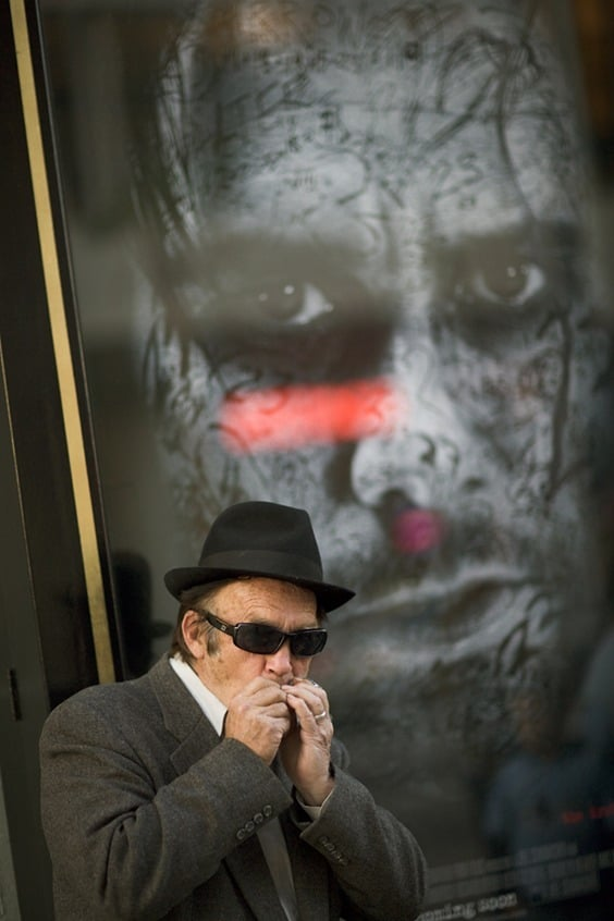 Photo by Larry Brownstein for 2009 Pictures of the Year International exhibit