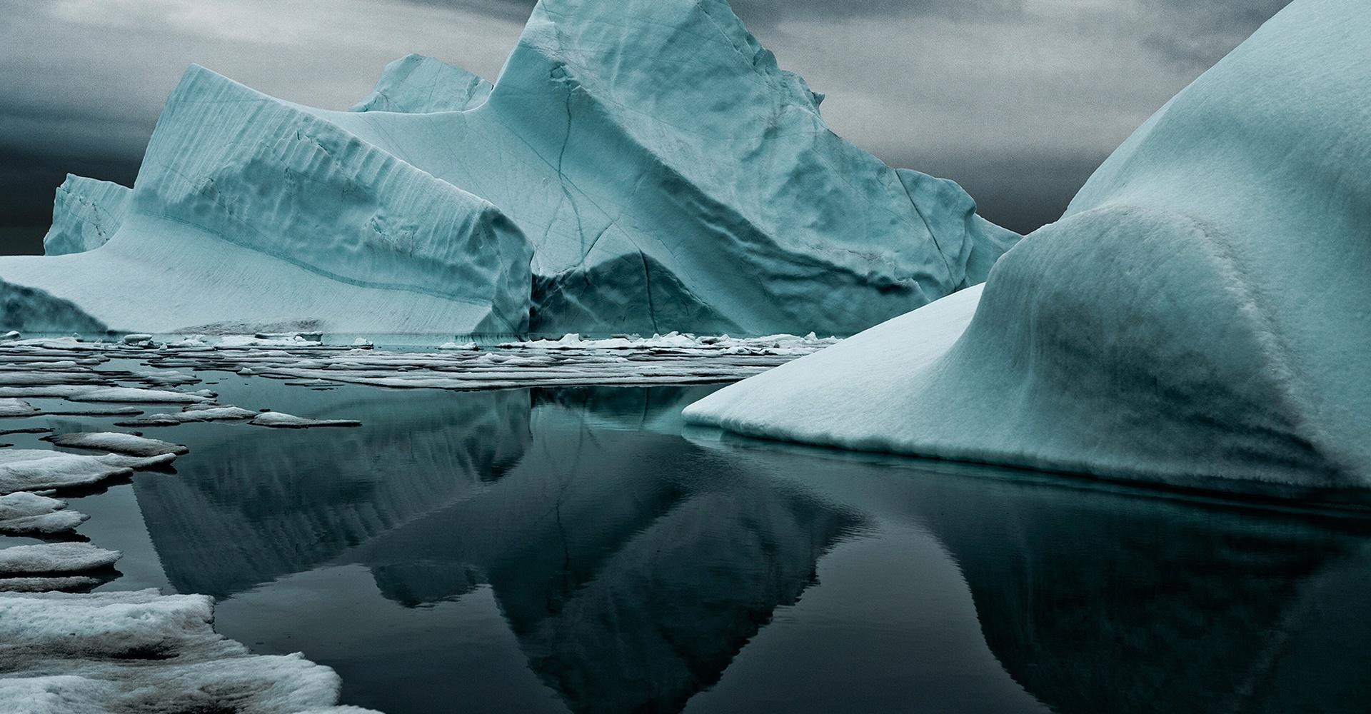 Greenland iceberg 1