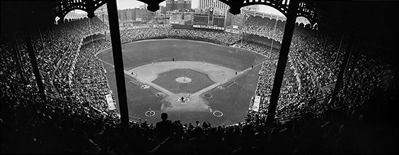 Yankee Stadium, Bronx, NY, October 4, 1961
