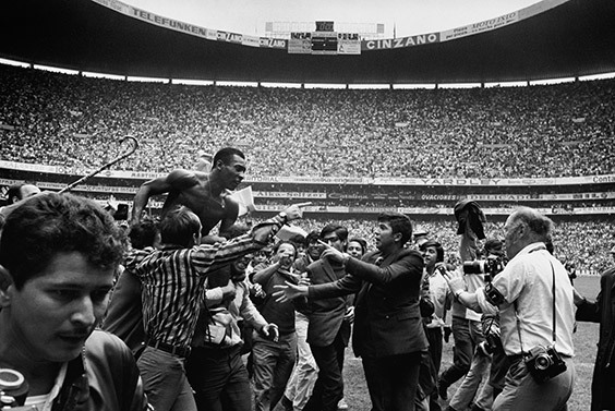 Estadio Azteca, Mexico City, Mexico, June 21,1970