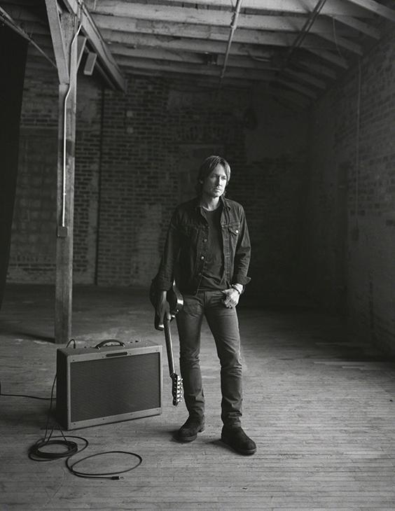 Keith Urban, Nashville, 2012