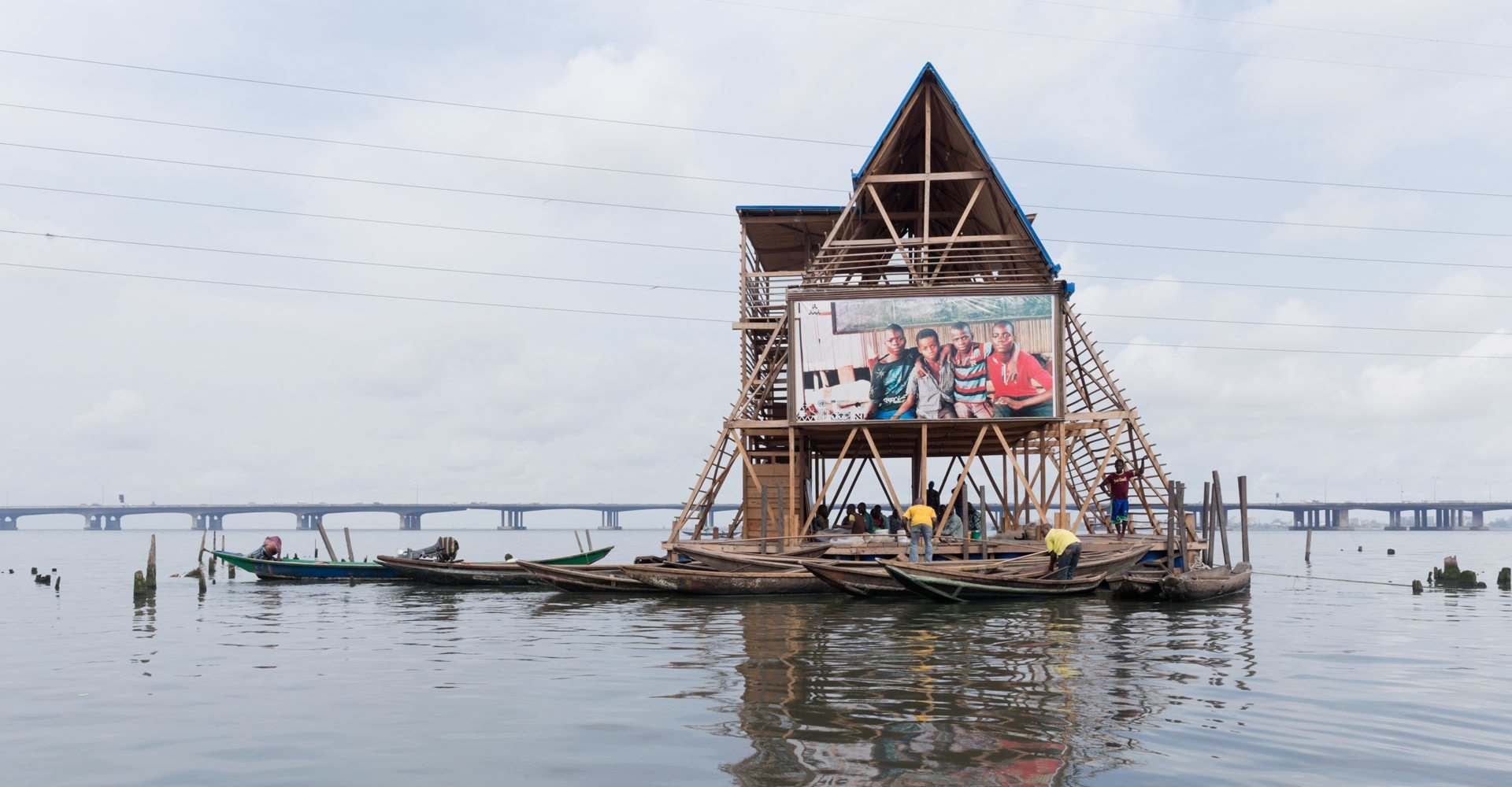 Makoko Floating School - Lagos, Nigeria