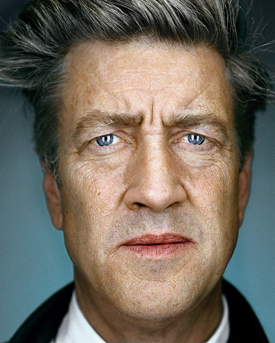 David Lynch, Editorial for The New Yorker Los Angeles, CA 08/13/99