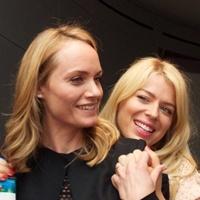 Amanda de Cadenet & Amber Valetta