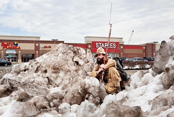 Gregg Segal: Enactments photo