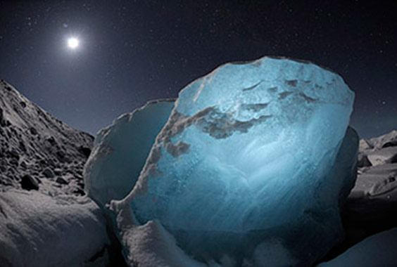 James Balog: The Art & Science of Chasing Ice