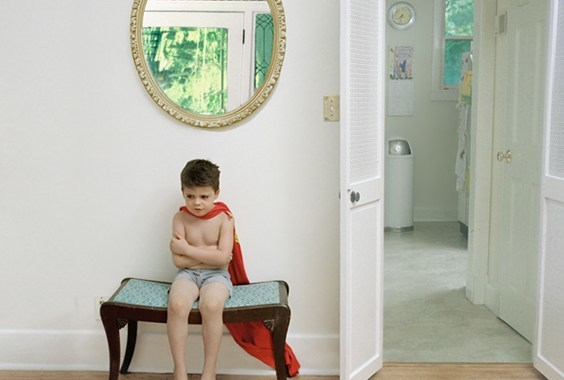 Julie Blackmon: The Power of Now and Other Tales From Home photo