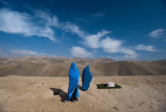 Lynsey Addario: The Saturation of War