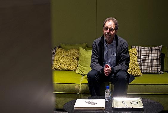 Geoffrey Hiller: Inside Iris Nights
