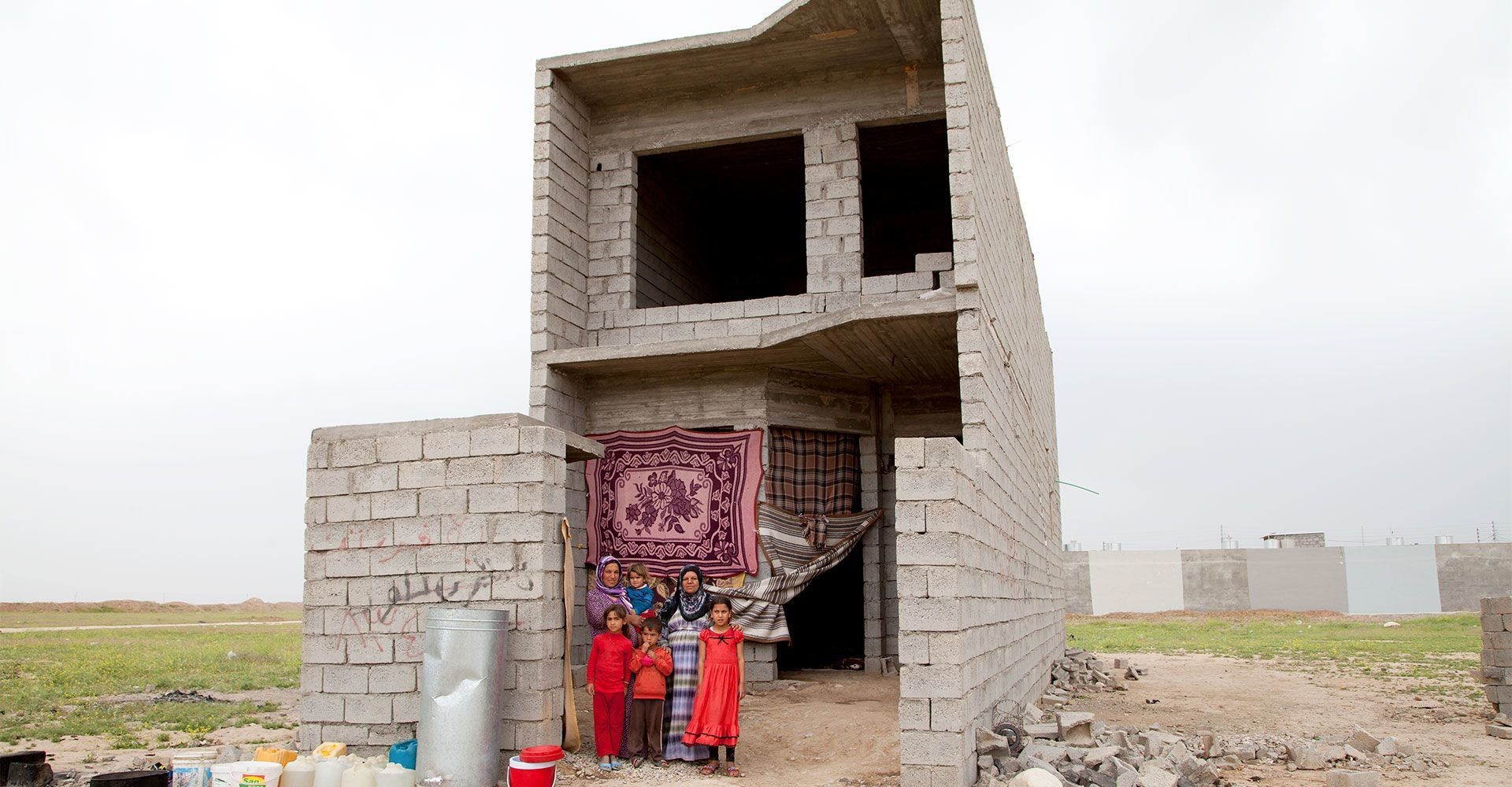 Elena Dorfman: Syria's Lost Generation
