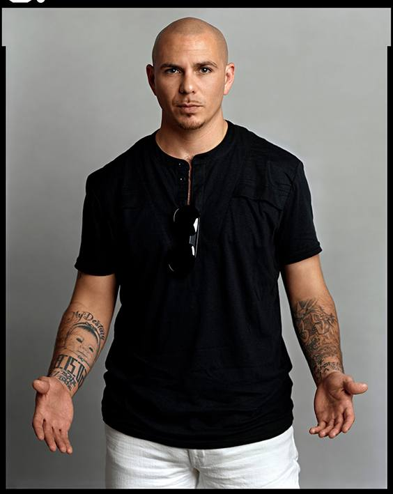 Cuban American rapper Pitbull and the other 29 individuals featured in The Latino List represent only a fraction of all the Latinos who have contributed to the story of America, but their individual and communal narrative continues to unfold and galvanize.