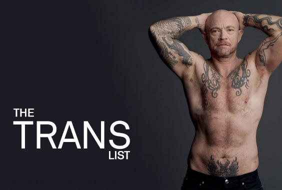 Buck Angel: Bucking the System