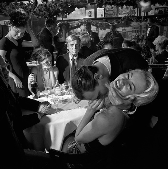 Larry Fink Annenberg Space For Photography