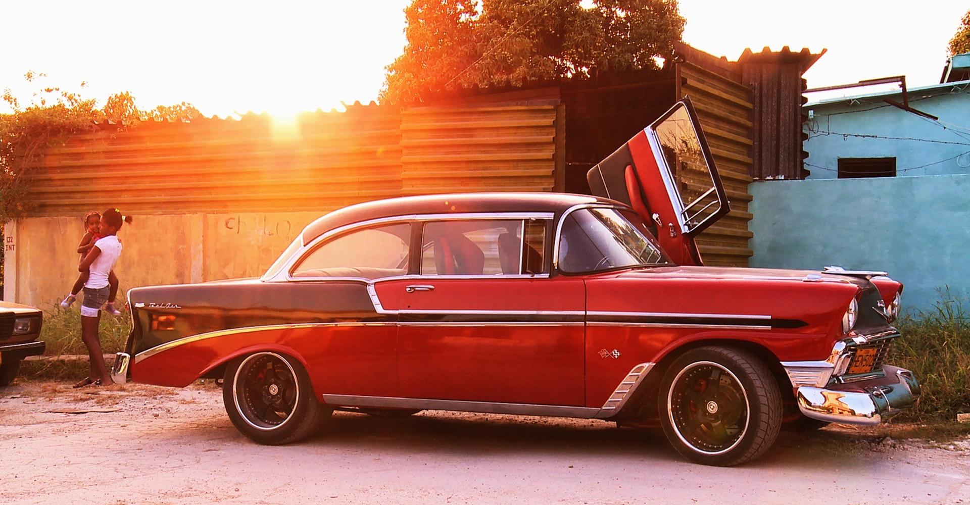 "Film Screening and Q & A: ""Havana Motor Club"""