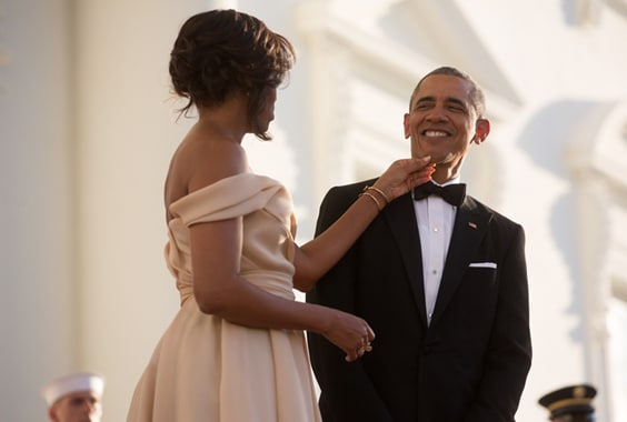 Photographing the President – Sharon Farmer, Eric Draper, and Lawrence Jackson