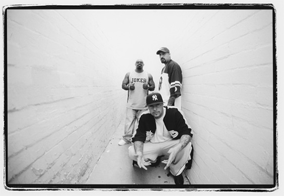 Cypress Hill, Los Angeles, 1994