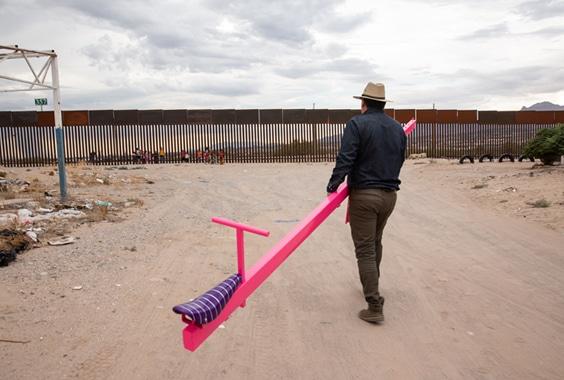 CONVIVENCIA: ART MAKING AT THE U.S. – MEXICO BORDER