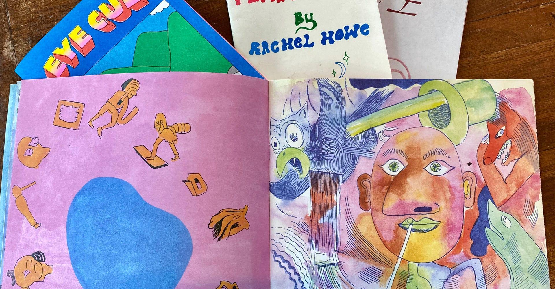 #ZINESonZOOM: In Partnership with Art Life Practice