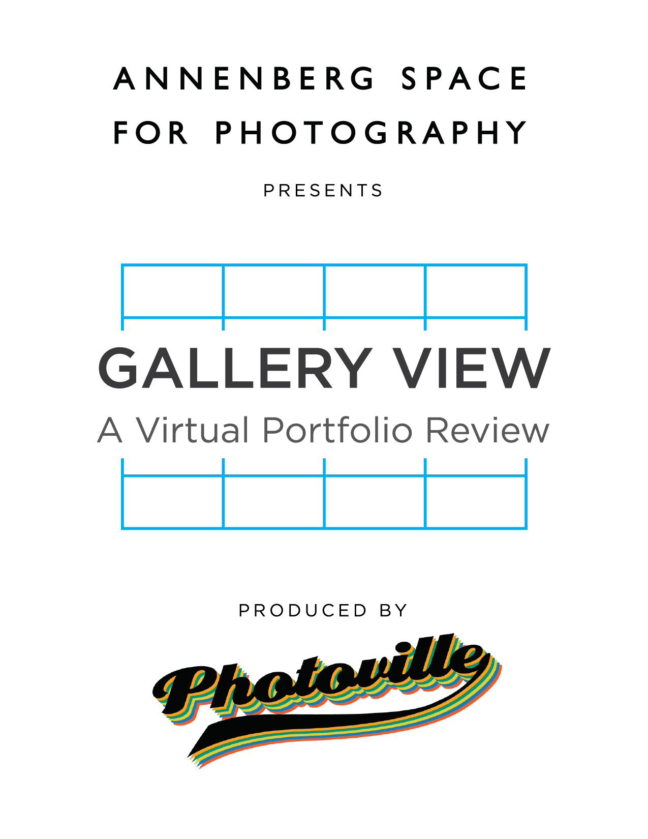 Gallery View: A Virtual Portfolio Review